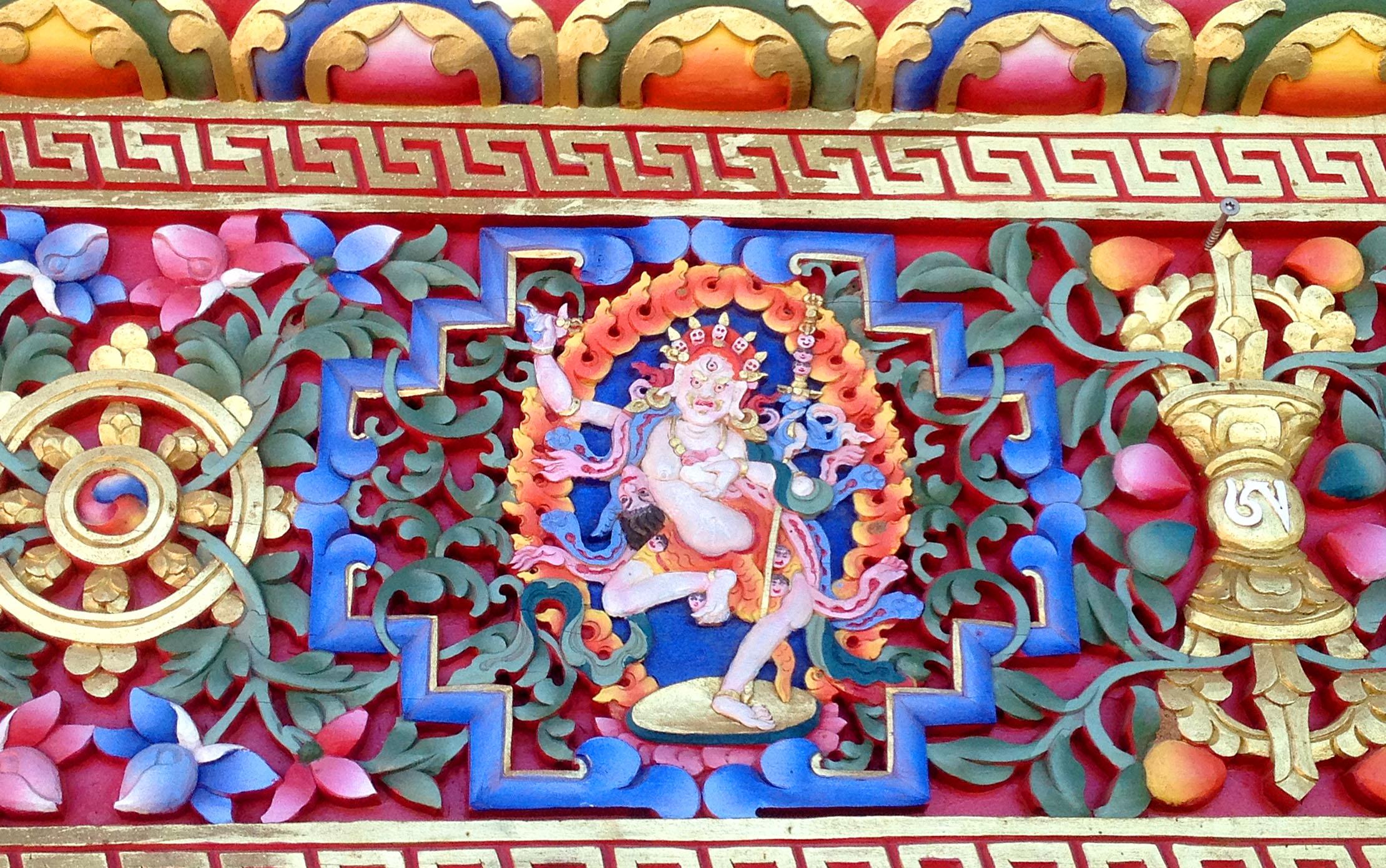 Temple Doors | Tara Mandala